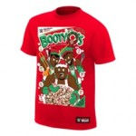 "The New Day ""Booty-O's"" Holiday T-Shirt"