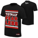 """Nikki Bella """"Totally Fearless"""" Authentic T-Shirt"""