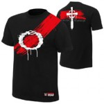"""Sheamus """"Snake"""" Authentic T-Shirt"""