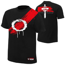 "Sheamus ""Snake"" Authentic T-Shirt"