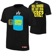 "Enzo & Big Cass ""Cuppa Haters"" Youth Authentic T-Shirt"
