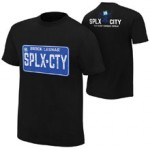 "Brock Lesnar ""Suplex City"" License Plate Youth T-Shirt"