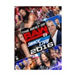 WWE: The Best of Raw and SmackDown 2016 DVD