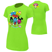 """The New Day """"New Day Pops"""" Women's Authentic T-Shirt"""