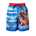 WWE Superstars 2017 Youth Swimming Trunks