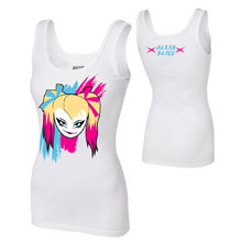"Alexa Bliss ""Little Miss Bliss"" Women's Tank Top"