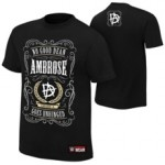 """Dean Ambrose """"No Good Dean Goes Unhinged"""" Authentic T-Shirt"""