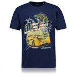 McLaren Greetings From USA T-Shirt