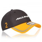 McLaren Official 2018 Stoffel Vandoorne Cap - New Era 9FORTY - Kids