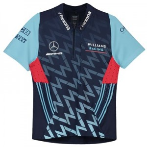 Williams Racing 2018 Team Performance Jersey - Kids