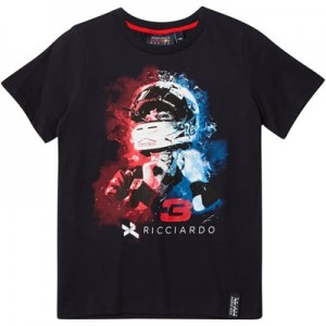 Aston Martin Red Bull Racing Ricciardo Chase T-Shirt - Kids