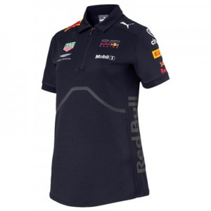Aston Martin Red Bull Racing 2018 Team Polo - Womens