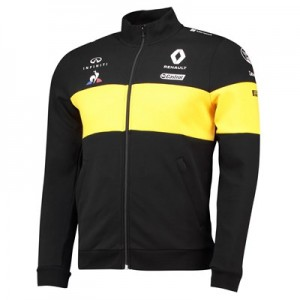 Renault F1 2018 Team Full Zip Sweat - Womens