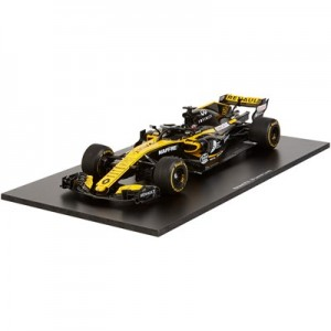Renault F1 Sport F1 2018 Model - 1:18 Scale