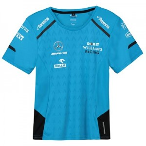 Williams Racing 2019 Team T-Shirt - Blue - Kids
