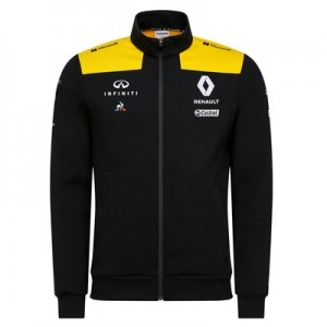 Renault F1 Team 2019 Softshell - Black