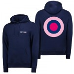 Racing Point F1 Logo Hoodie - Navy - Mens