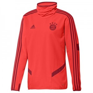 FC Bayern Training Warm Top - Red