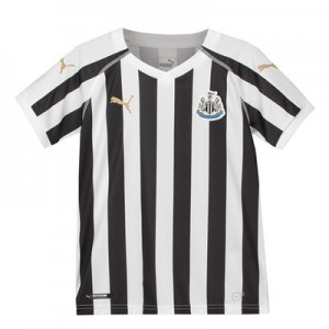 Newcastle United Home Shirt 2018-19 - Kids