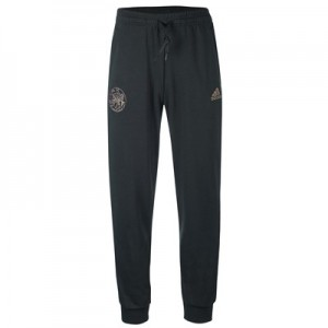 Ajax Graphic Sweat Pant - Dark Grey