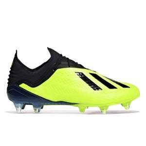 adidas X 18.1 Soft Ground Football Boots - Yellow