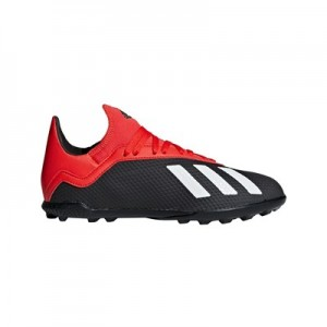 adidas X 18.3 Astroturf Trainers - Black - Kids