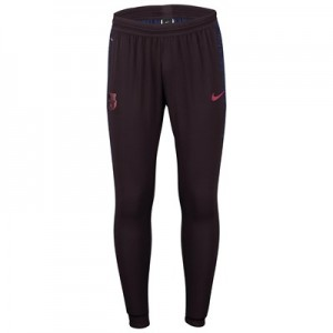 Barcelona Vaporknit Strike Training Pants - Red