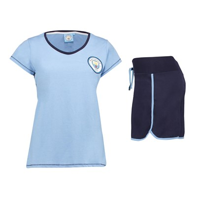 Manchester City Lounge Set - Womens