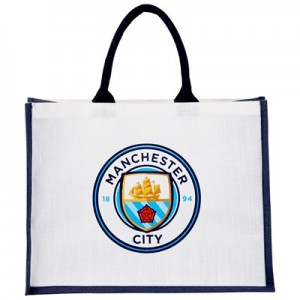 Manchester City Juco Bag