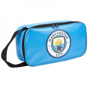 Manchester City Crest Boot Bag