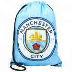 Manchester City Crest Gymbag