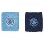 Manchester City Sweat Bands