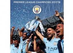 Manchester City Champions 2017-18 Book