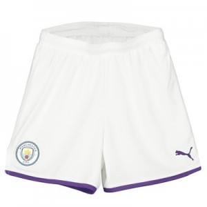 Manchester City Home Shorts 2019-20 - Kids