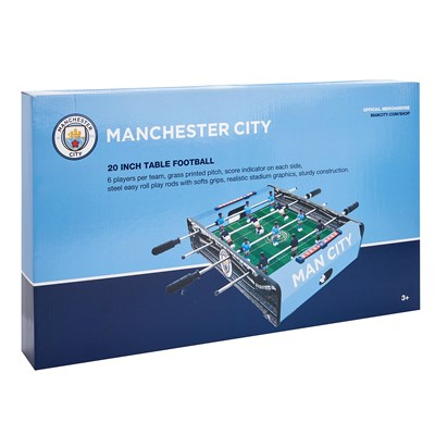 Manchester City 20 inch Games Table