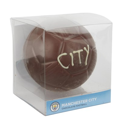 Manchester City Chocolate Football