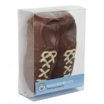 Manchester City Chocolate Football Boots