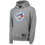 Toronto Blue Jays Prism Hoody - Grey - Mens
