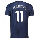 Manchester United Third Shirt 2018-19 with Martial 11 printing
