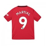 Manchester United Home Shirt 2019 - 20 - Kids with Martial 9 printing