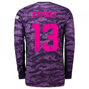 Manchester United Home Cup Goalkeeper Shirt 2019 - 20 with Ramsey 13 printing
