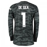 Manchester United Cup Away Goalkeeper Shirt 2019 - 20 with De Gea 1 printing