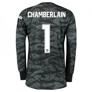 Manchester United Cup Away Goalkeeper Shirt 2019 - 20 with Chamberlain 1 printing