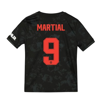 Manchester United Cup Third Shirt 2019 - 20 - Kids with Martial 9 printing
