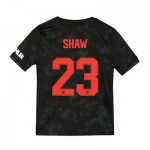 Manchester United Cup Third Shirt 2019 - 20 - Kids with Shaw 23 printing