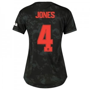 Manchester United Cup Third Shirt 2019 - 20 - Womens with Jones 4 printing