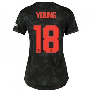 Manchester United Cup Third Shirt 2019 - 20 - Womens with Young 18 printing