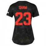 Manchester United Cup Third Shirt 2019 - 20 - Womens with Shaw 23 printing
