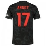 Manchester United Cup Third Shirt 2019 - 20 with Arnot 17 printing