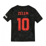Manchester United Cup Third Shirt 2019 - 20 - Kids with Zelem 10 printing